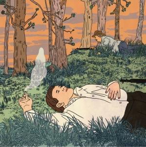 Ilustración de Rutu Modan