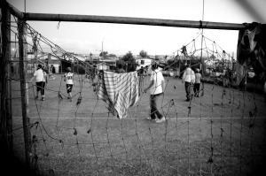 Pichanga-de-barrio
